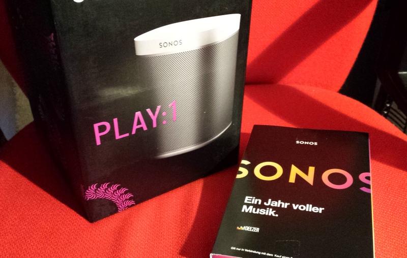 Sonos mit Deezer